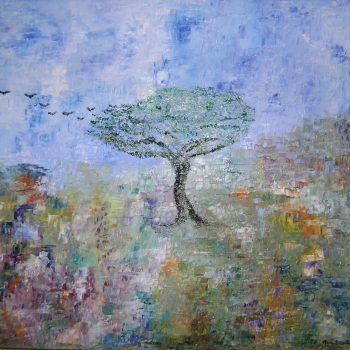 Ode à la vie (hommage à Claude Monet)